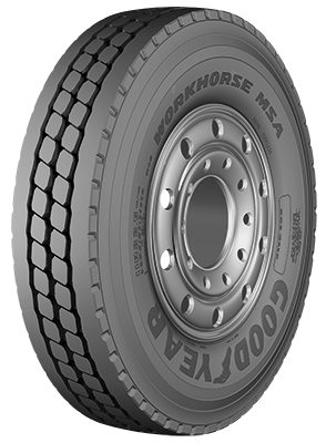 Workhorse MSA Tires